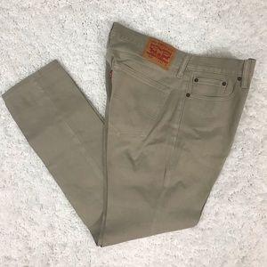 Men's Levi Strauss 510 Skinny Leg Jeans